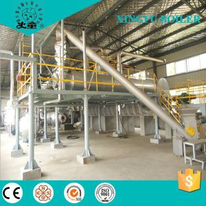 Fully Continuous Used Tyre, Rubber, Plastic Pyrolysis Equipment pictures & photos