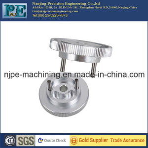 Custom Precision Zinc Plating Forged Steel Machine Parts pictures & photos