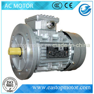 China 3 Phase Ac Induction Motor For Machines With Flange