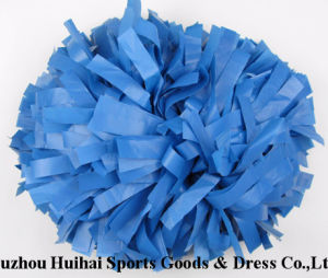 Plastic Columbia Blue POM POM pictures & photos