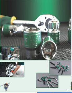 China Greenery Hot Sale Spanner Socket pictures & photos