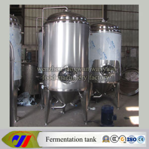 Stainless Steel Fermentation Cylinder pictures & photos