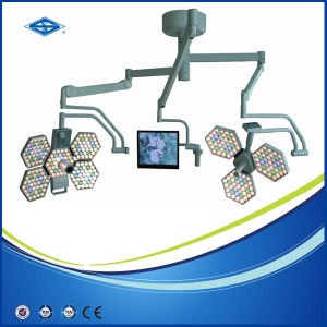 Factory Price of Shadowless Operating Light with TV Camera (SY02-LED3+5-TV) pictures & photos