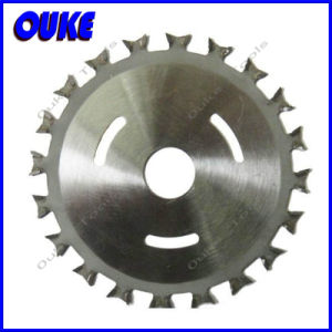 Doule Head Tct Circular Saw Blade for Cutting Wood pictures & photos