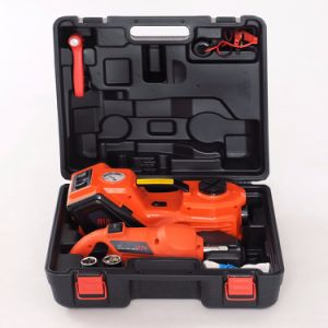 Direct Factory Price Double Engine 12V Electric Car Hydraulic Jack pictures & photos