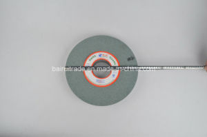 "6"" Green Silicon Carbide Grinding Wheel for Export pictures & photos"