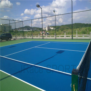 Outdoor Spu High Performance Tennis Court pictures & photos