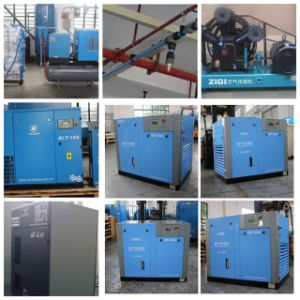 30kw Silent Screw Oil Free Air Compressor pictures & photos