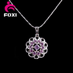 New Design Gemstone Silver Pendant Jewelry pictures & photos
