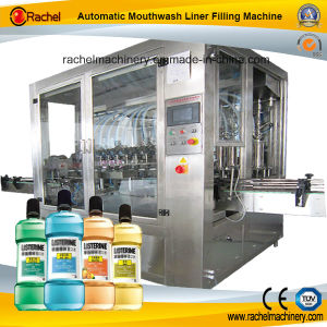 Automatic Liner Mouthwash Filling Machine pictures & photos