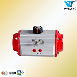 Good Quality Pneumatic Actuator for Butterfly Valve pictures & photos