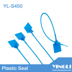 Truck Transportation Security Seal in Plastic Material (YL-S450) pictures & photos