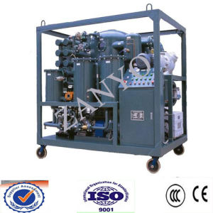 ZYL Series High-Efficiency Vacuum Base Oil Purifier System pictures & photos