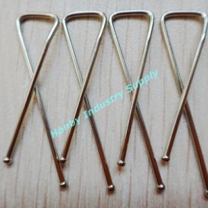 Hot Sale Fashion Stainless Steel X Shape Shirt Clip for Packing pictures & photos