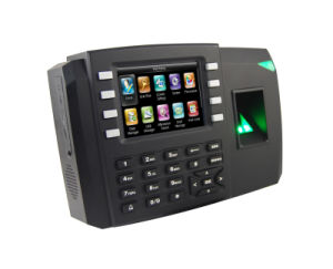 Big Capacity Biometric Linux Fingerprint Access Control System with Anti Pass Back (TFT600II) pictures & photos