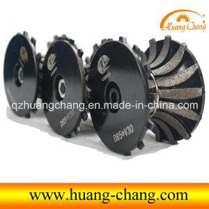 High Quality Bullnose Profile Wheel, Diamond Profile Grinding Wheel