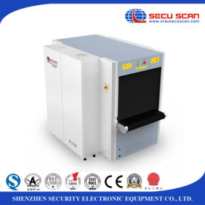 Multi-view X ray baggage scanner with high converyor speed 0.5m/s pictures & photos