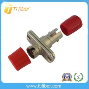 St-FC Female to Female Fiber Optic Adapter pictures & photos