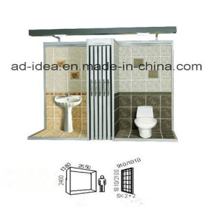 Free Design Metal Display for Supermarket Sanitaryware Promotion pictures & photos