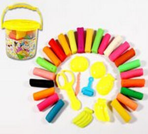 Automatic Colorful Plasticine Wrapping Machine