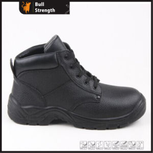 Industrial Leather Safety Boots with Steel Toe and Steel Midsole (SN5327) pictures & photos