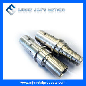 Perfect Quality and Good Price Titanium Parts From Mj pictures & photos