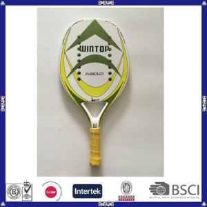 2016 Popular Good Quality Full Carbon Beach Tennis Racket pictures & photos