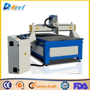 CNC Aluminum Plasma Cutting Machine Powermax 105A/200A for 20mm Metal Cutter pictures & photos