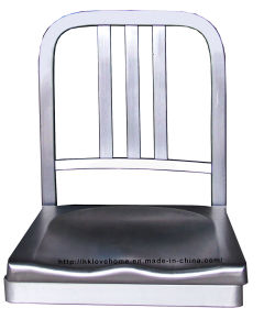 Emeco Dining Restaurant Coffee Nature Aluminum Kd Seat Navy Chair pictures & photos