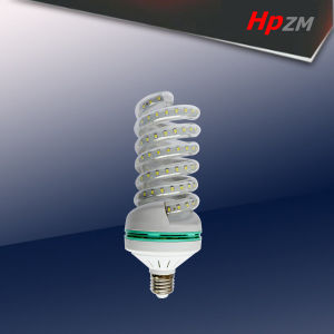 E27 B22 Spiral LED Corn Light Bulb pictures & photos