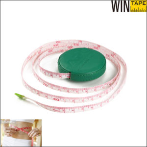 2015 Hot Sale PU Leather Promotional Tape Measure (RT-033) pictures & photos