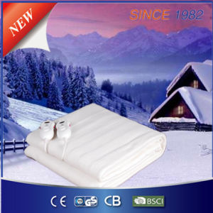 220V Washable Electric Bed Blanket with Ce GS CB RoHS pictures & photos