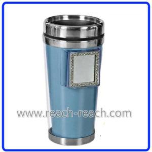 450ml Coffee Mug/Auto Mug/Travel Mug with Mirror (R-2004) pictures & photos
