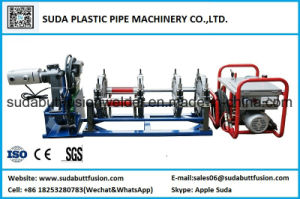 Sud160h Hydraulic HDPE Butt Fusion Machine for Pipe pictures & photos