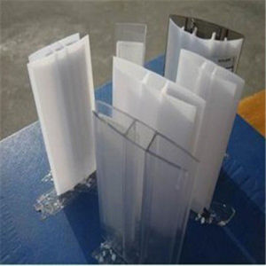 Polycarbonate Profiles PC Connector Accessory for PC Sheet