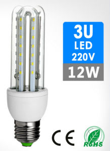 3u Shape 9W LED Lamp pictures & photos