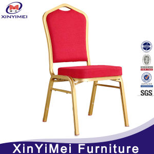 Commercial Furniture General Use and Metal Material Aluminum Banquet Chairs pictures & photos