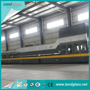 Landglass Car Glass Tempering Machine with Bending Tempering Sections pictures & photos
