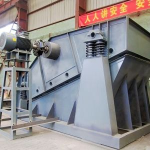 2 Layer Mining Sand Gravel Vibrating Sieve (Machine) pictures & photos
