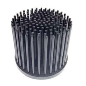 Could Forged Pin Fin Type Aluminum LED Heat Sink pictures & photos