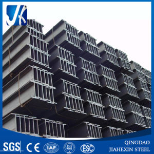 Hot Rolled H Beam, H Section, Building Materials pictures & photos
