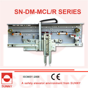 Mitsubishi Type Door Machine 2 Panels Left Side Opening (SN-DM-MCL) pictures & photos