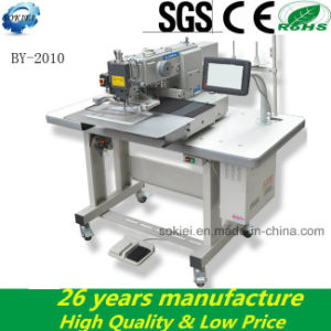 Dongguan Sokiei Computerized Pattern Single Head Electric Sewing Embroidery Machine pictures & photos