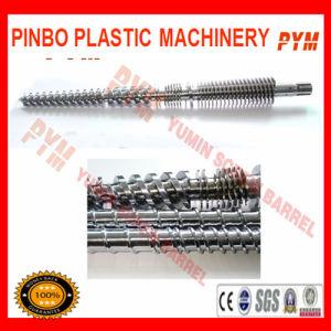 Alloy Screw Barrel Plastic Machine pictures & photos