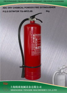 6kg ABC Dry Powder Fire Extinguisher pictures & photos