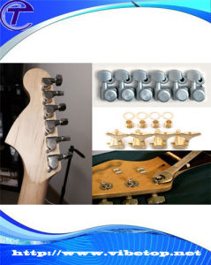 CNC Music Products Components, Guitar Metal Components Guitar Head Tuner pictures & photos
