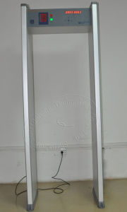 Security Gate with Door Frame Walk Through Metal Detector pictures & photos