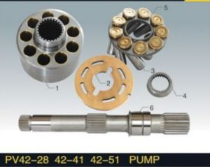 Replacement for Hydraulic Piston Pump Parts Sauer Sundstrand PV42-28 42-41 42-51 pictures & photos