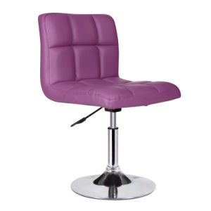 Modern PU Leather Barstool Adjusting Computer Salon Swivel Barstool pictures & photos