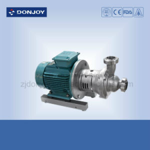 Ss 316L CIP Pump Self-Priming Pump Sic/Sic/EPDM Seal 30m Head pictures & photos